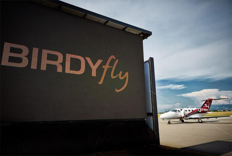 Aviation affaires : l'agence BIRDYfly prend son envol à Valence