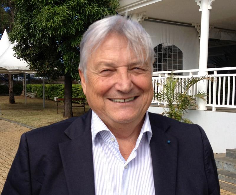 Jean-François Devaux, Directeur d'Ewa Air, ex-Air France et fin connaisseur de l'Afrique.
