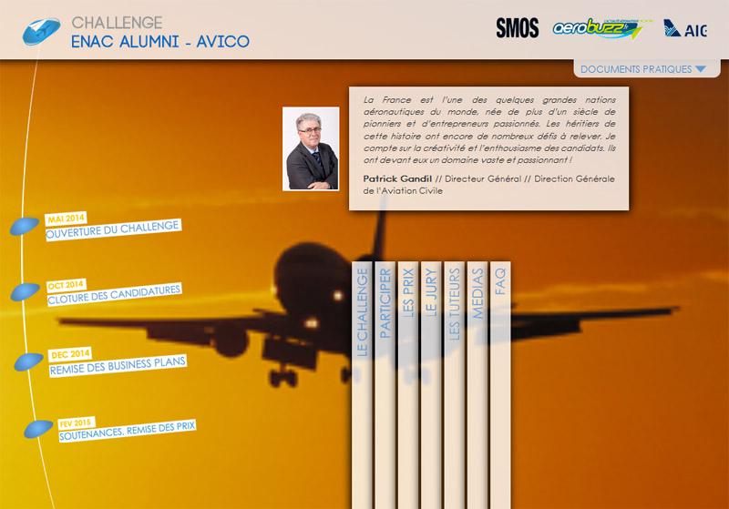 Avico et ENAC Alumni lancent un concours de création d'entreprise dans l'aéronautique