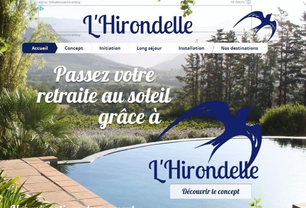 L'Hirondelle is the first agency for seasonal migration.