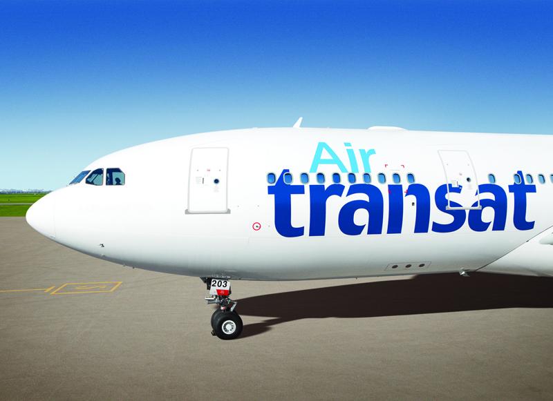 La compagnie canadienne Air Transat peine à trouver un nouveau modèle d'avion qui pourrait remplacer ses Airbus A 310 qui arrivent en fin de vie. DR