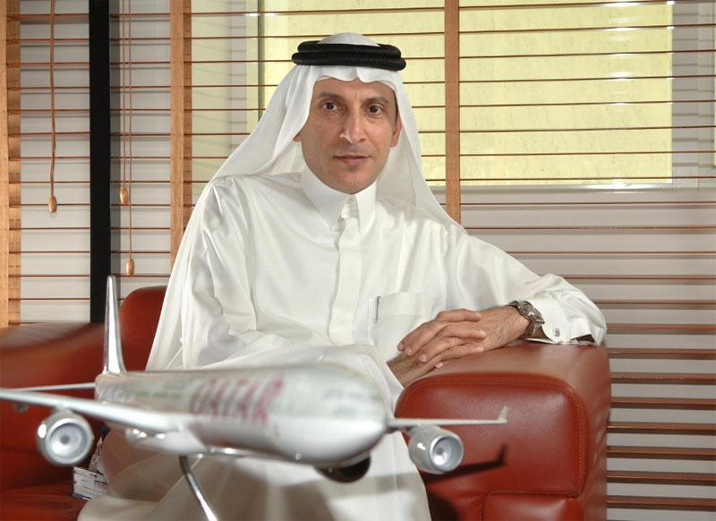 Akbar Al Baker, Président Directeur Général de Qatar Airways