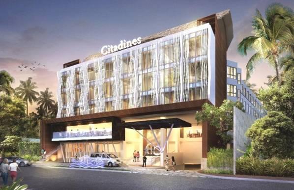 Le Citadines Kuta Beach Bali comptera 194 appartements, du studio au 3 pièces - Photo DR
