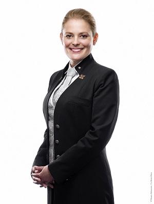Sonia Papet devient Chef Concierge du Bristol Paris. DR