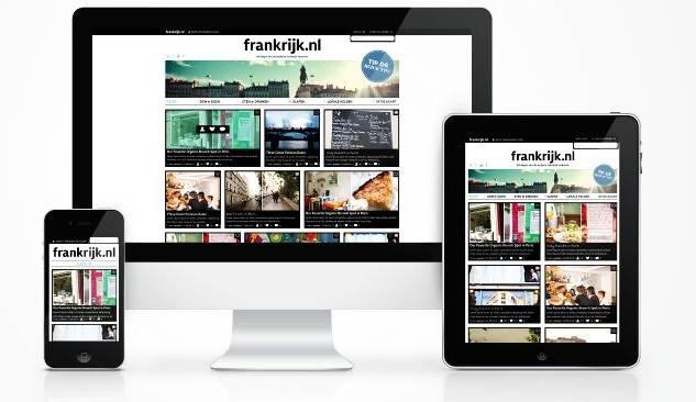 Frankrijk, la plateforme web néerlandaise qui promeut le tourisme français - DR