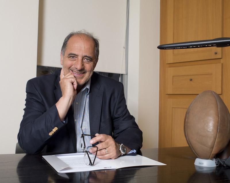 Jean-Pierre Mas quittera la présidence de la Coopérative Selectour Afat à l'issue de l'Assemblée Générale qui se teindra ce jeudi 26 juin 2014. Photo AS