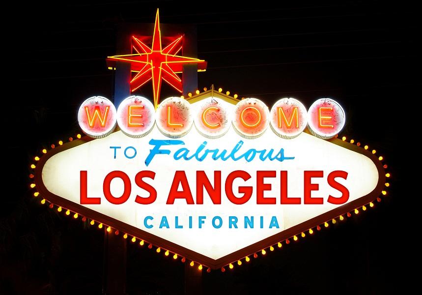 Los Angeles offre de très nombreux attraits pour les touristes français qui s'y rendent - DR : © ocphoto - Fotolia.com