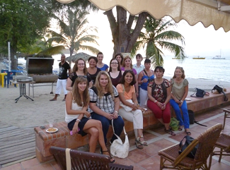 Héliades à inviter 15 agents de voyages à découvrir la Martinique, une destination que le TO programme depuis l'Hiver 2013/2014 - Photo DR