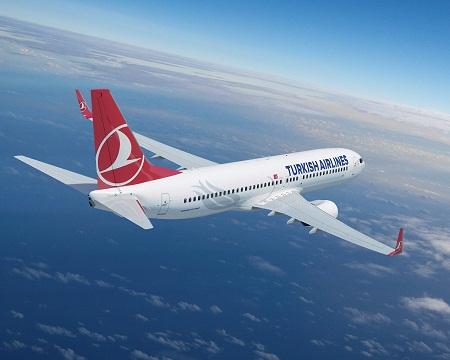 Turkish Airlines vole entre Nice et Istanbul en B737 ou en A320 - Photo DR
