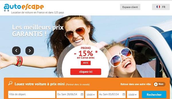Expédia, champion américain des réservations sur Internet, a annoncé jeudi 26 juin l'acquisition d'Auto Escape, appartenant au fonds français Montefiore.