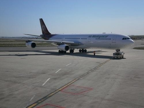Air Madagascar : vol inaugural annulé au départ de Marseille