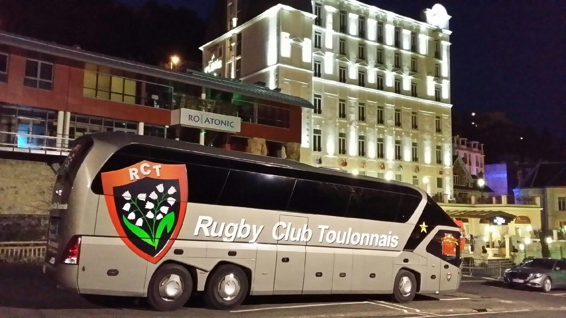 Tour de France : 3B Voyages, en première ligne avec le Rugby Club Toulounais !
