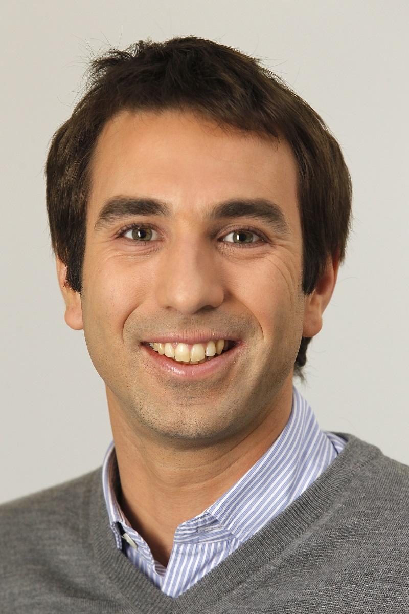 Bryce Arnaud Battandier, directeur brand value management chez Pierre & Vacances