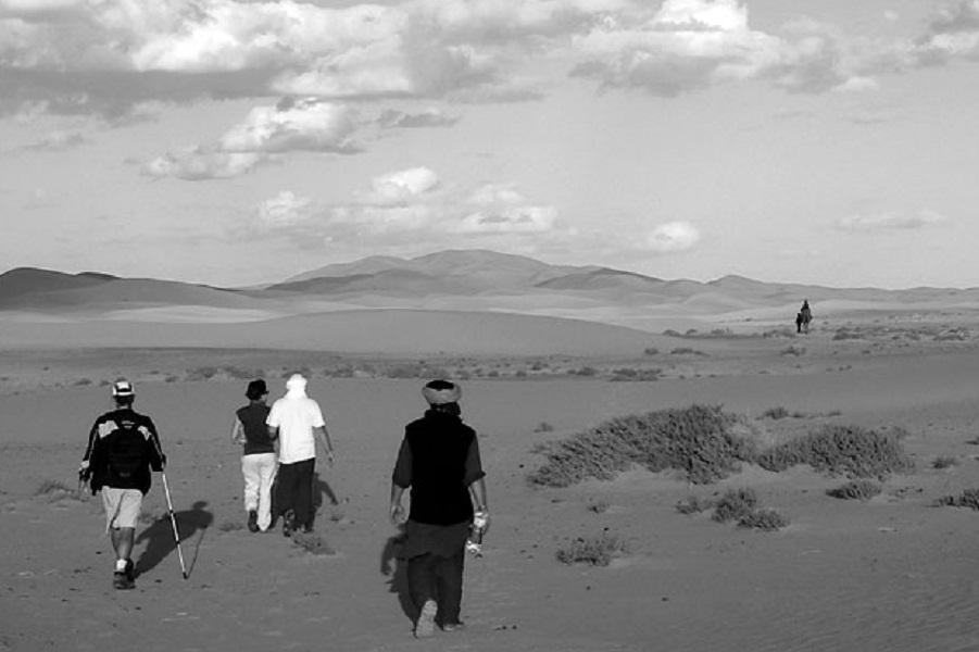 Avec Azimut Voyage, les non et malvoyants peuvent profiter de séjours de qualité, au même titre que les voyants - Photo DR