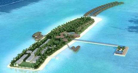 Le Club Méditerranée ouvrira 52 villas aux Maldives dès janvier 2015
