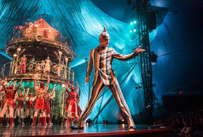 Le Cirque du Soleil s'installe à PortAventura cet été