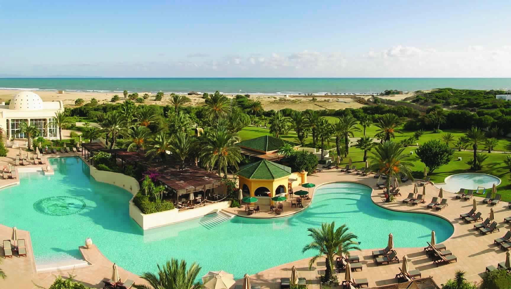 Propriété du groupe The Residence Hotels, cet hôtel de luxe pieds dans l'eau ouvrait en décembre 1996 - DR
