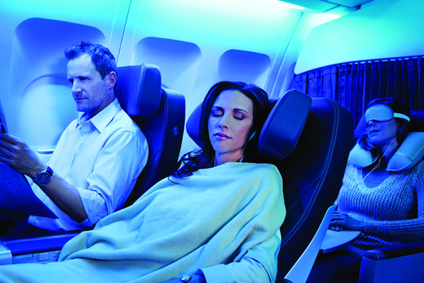 Air Transat's Class Club will attract clients looking for good value for money - DR: Air Transat