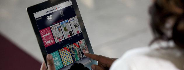 """Air France : """"Le mobile, c'est le voyage dans la poche de nos clients"""""""