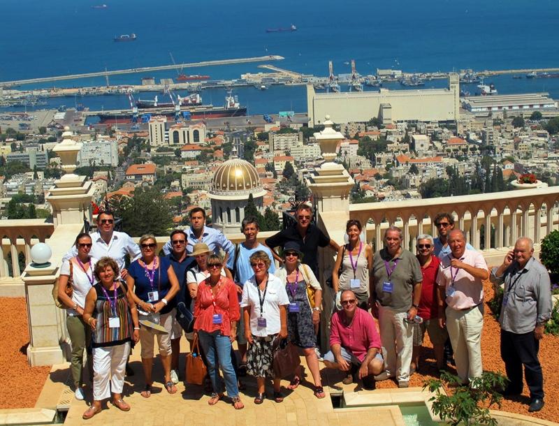 En 2012, le SNAV Méditerranée avait organisé sa convention en Israël. DR