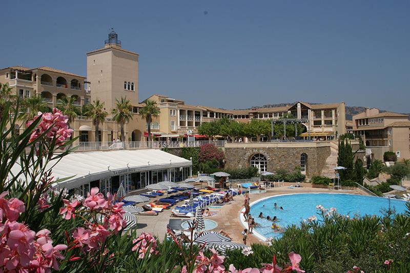 Construit il y a bientôt 25 ans, Cap Esterel fut le premier site de loisirs intégré aux portes de Saint Raphaël - DR