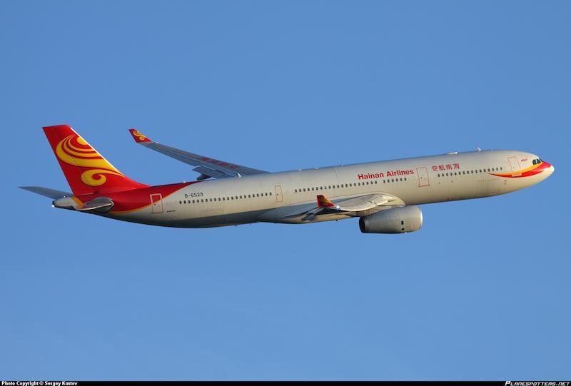 Hainan Airlines débarque à Paris avec un vol bi-hebdo... en attendant l'Afrique ?