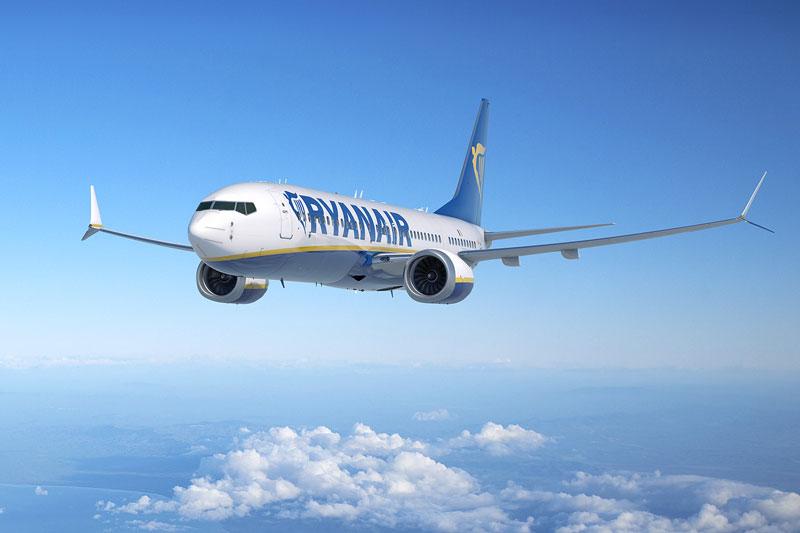Ryanair commande 100 Boeing 737