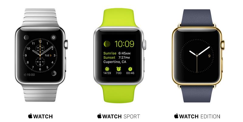 La nouveauté attendue d'Apple : la iWatch.