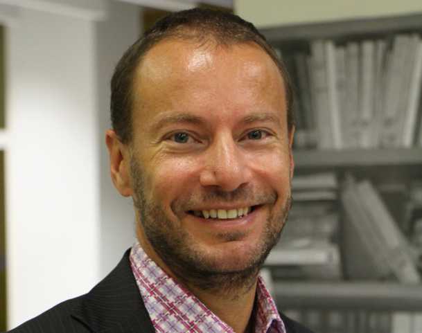 Laurent Queige, Managing Director of Welcome City Lab.