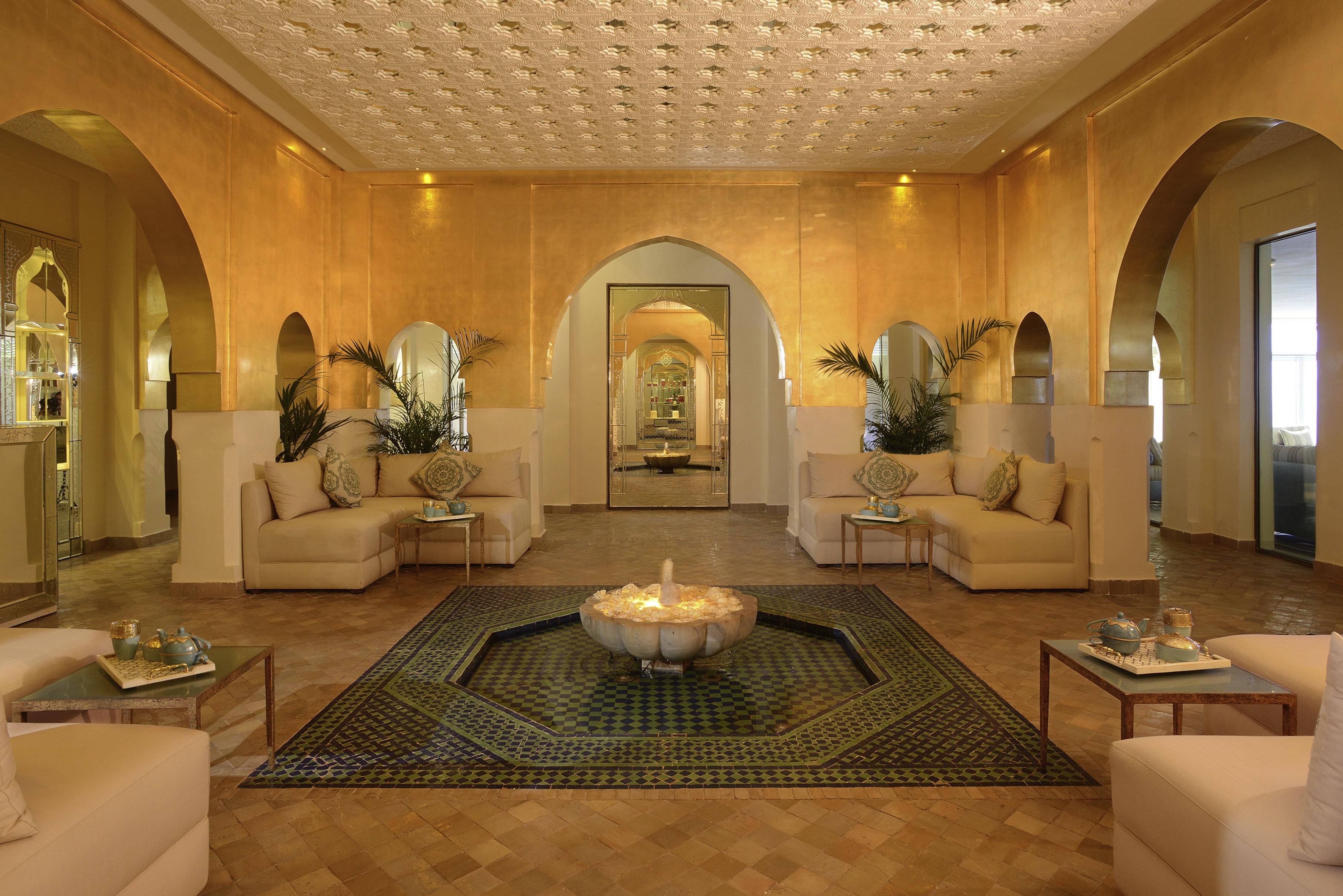 Le Sofitel Marrakech Lounge & Spa lance, dès l'automne 2014, une nouvelle offre qui vise à détoxifier à la fois le corps et l'esprit - DR