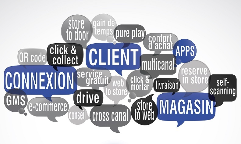 The interaction possibilities between web, mobile or store are almost infinite © Jérôme Rommé - fotolia.com