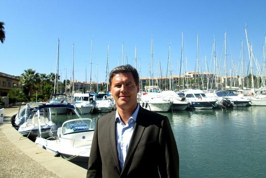Frédéric Vincent est le nouveau Président de la SAHB, filiale de la société Paul Ricard - Photo DR