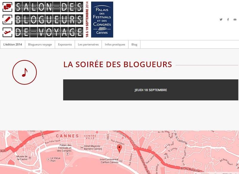Ce rendez-vous, dont i-tourisme et TourMaG.com sont partenaires, sera l'occasion de réunir des blogueurs « voyage » francophones avec des marques et leurs partenaires.