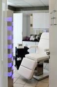 """Une cabine du """"Médi Spark"""" dédiée à la médecine esthétique - DR"""