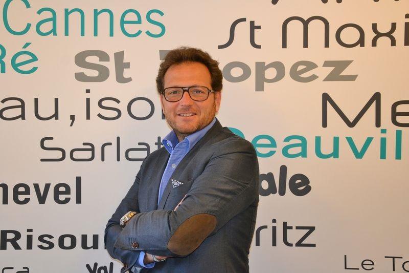 Yariv Abehsera, président du groupe Travelfactory (Travelski & Locatour)