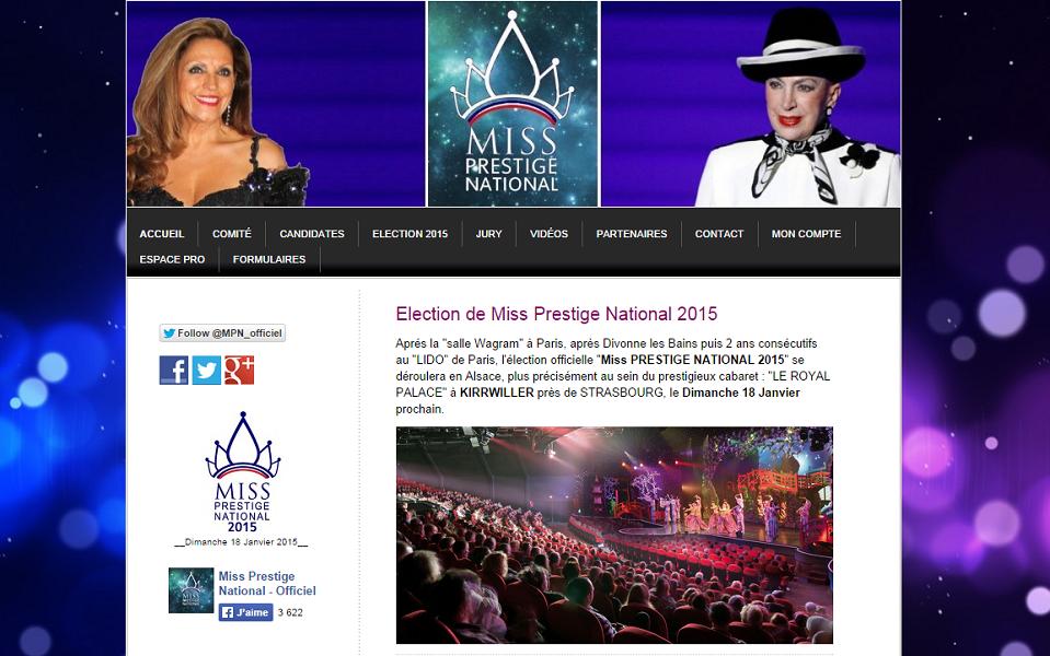 """Une grosse victime que cette Miss Nationale (à ne pas confondre avec la Miss France), qui devait rejoindre Bangkok en début de semaine, afin de participer au concours des """"Miss Grand International 2014"""" - Capture d'écran"""