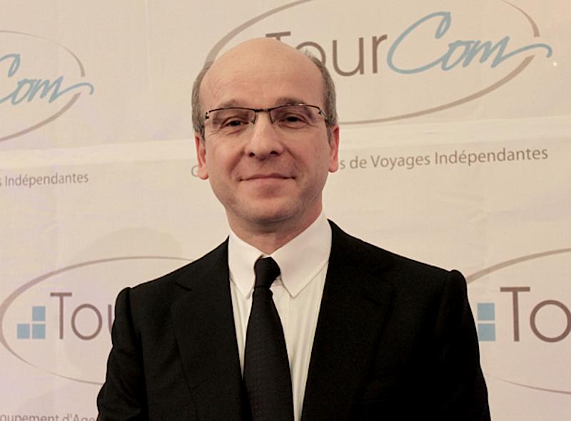 Avitour, RTK : Richard Vainopoulos, le président du réseau TourCom, développe les partenariats en Europe - DR