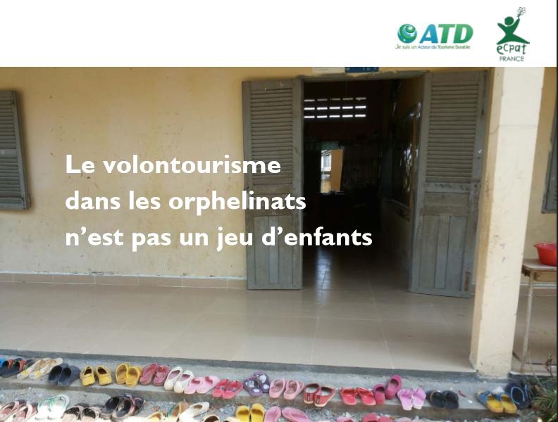 La campagne est mise en place par ATD et Ecpat France - DR