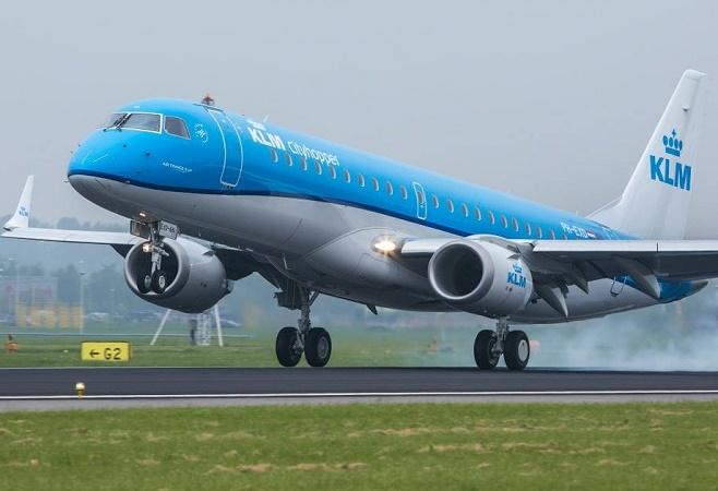 Les salaires des pilotes de KLM n'augmenteront pas pour les 3 prochaines années - Photo : KLM