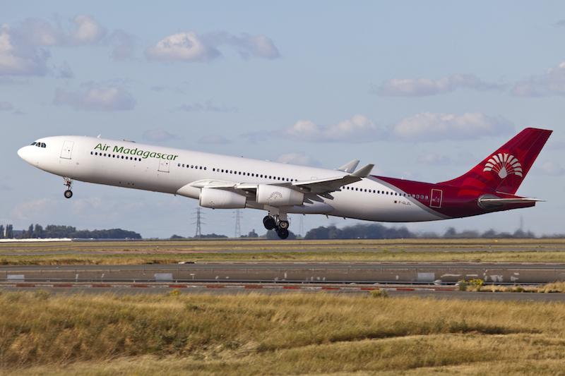 Air Madagascar peine à trouver une issue à un conflit social qui dure depuis bientôt un mois. DR Air Madagascar