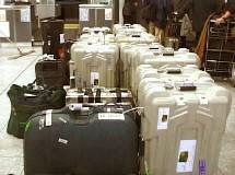 Les voyageurs sont partis sans leurs bagages - Photo DR