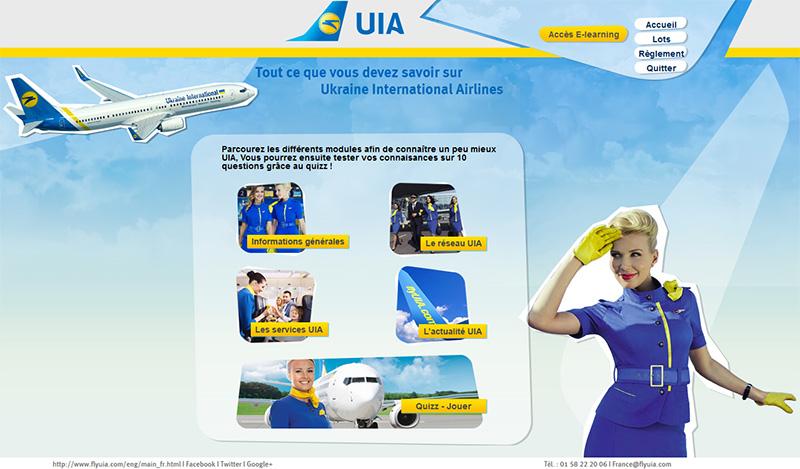 Challenge des ventes Ukraine International Airlines : les heureux gagnants sont...