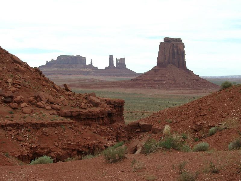Pour Charline Corinne Lambert, le site incontournable de l'Ouest américain reste les parcs - DR : JDL