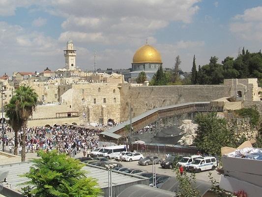 Jerusalem renforcer sa présence sur le marché touristique français - Photo P.C.