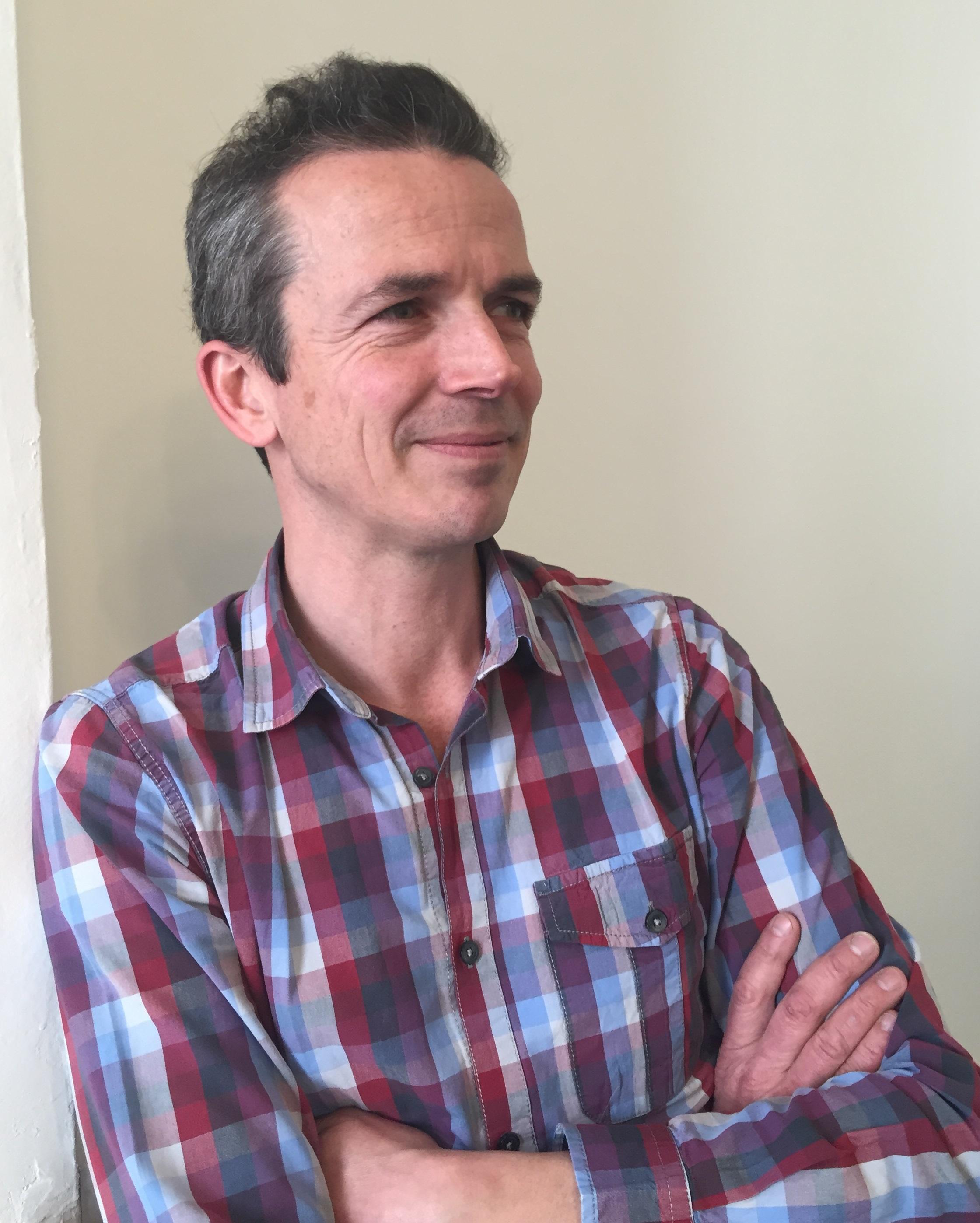 Michel Athénour est le fondateur de RoomRoom.com - DR