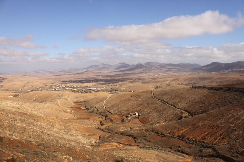 Au cœur de l'île de Lanzarote, les Espagnols ont fondé des villages qui présentent de beaux vestiges - DR : A.B.