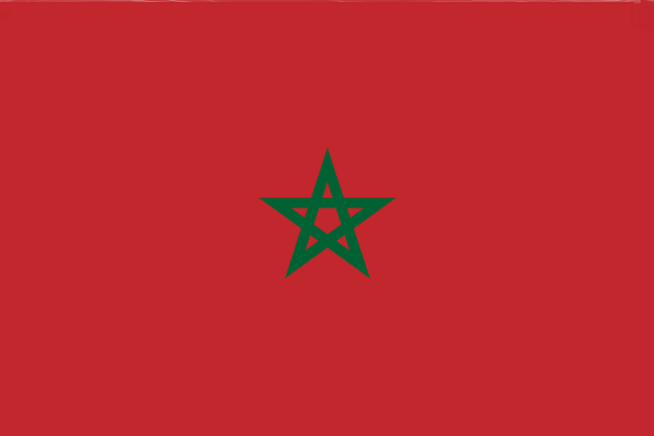 Drapeau du Maroc - DR : Wikipedia