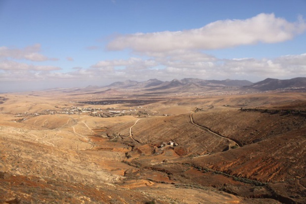 At the heart of the Lanzarote island, the Spanish founded villages that give way to beautiful vestiges - DR: A.B.