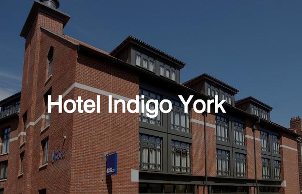 L'Hôtel Indigo de York est situé dans le quartier de Walmgate - Capture d'écran