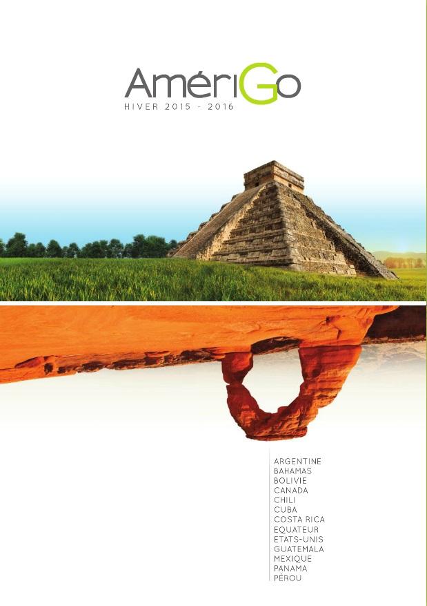 AmériGo renforce l'offre Mexique dans sa brochure 2015-2016